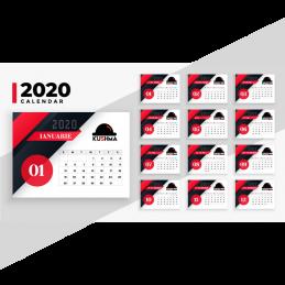 Calendar A5