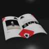Brosura - A5 (inchis) - capsare automata