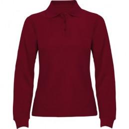 Long-sleeved Polo shirt -...