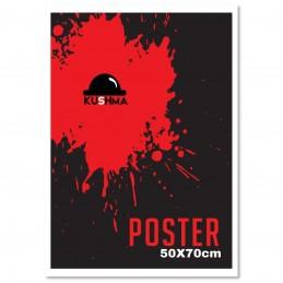 Poster 50x70 cm
