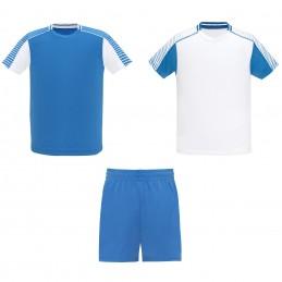 Echipament Joc alb/albastru