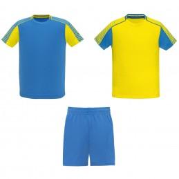 Echipament Joc galben/albastru