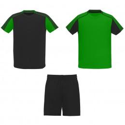 Echipament Joc negru/verde