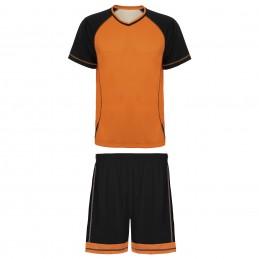 Echipament Joc - negru/orange