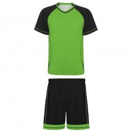 Echipament Joc - negru/verde