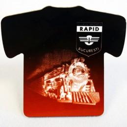 T-shirt magnet MDF Rapid