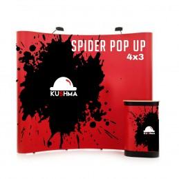 Spider PopUp 3x3 Standard