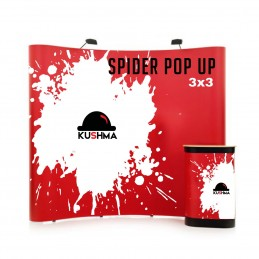 Spider PopUp 3x3 Basic